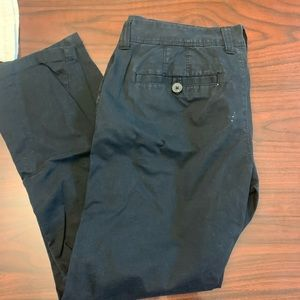Old Navy Pants - Old Navy black Capri pant